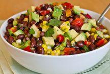 salads!!! ummmm