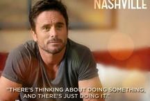 Nashville/TV Show / by Ann Lyons