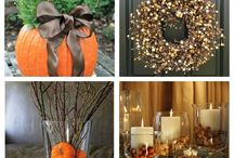 Fall decor  / by Katt Henderson