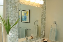 Bathroom Ideas / by Amanda Niederhauser/Jedi Craft Girl