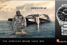 Hamilton Watches / Αμερικάνικο πνεύμα με Ελβετική... τεχνολογία που κυριαρχεί στο χρόνο!