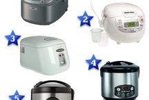 Best Rice Cookers / A collection of the best rice cookers. This is a board created by Relevant Rankings (relevantrankings.com) where we review, rate and rank various products, services and topics.