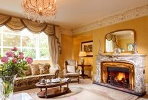 :Leading Hotel of the World - The Killarney Park Hotel / Photoshoot of the Lobby, Drawing Room, Al Fresco Dining at the Killarney Park Hotel #leadinghotels #killarney #lovekillarney / by The Killarney Park Hotel