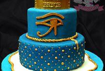 Egyptian First Birthday