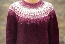 Icelandic pullover