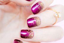 Nail polish and tips