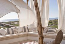 Luxurius african outdoor living