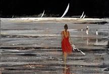 Peinture De Jean Fontan