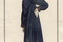 1810s women's fashion