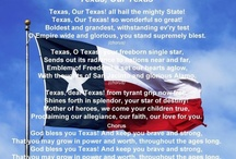 Texas, state of my birth / Born in Austin during Dad's 4 years in the Air Force. Returned to Dallas area for 10 years, 1981 - 1991.