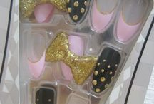 Japanese false nails