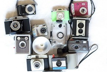 CAMERAS / Just love cameras..... / by Di Van Poppelen