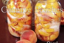 Canning, pickles, jams, and jellies / by Jennifer Robison