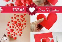 San Valentín  / Encuentra ideas, regalos y entretenidas maneras de hacer el 14 de febrero más romántico junto a Fiesta&Regalos.