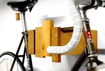 Storing bikes