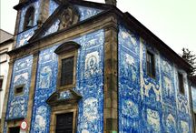 // Portuguese Tiles / The Portuguese tiles are beautiful and decorated thousands of churches and palaces since the 14th century until the modern days.  Discover this beautiful art here.