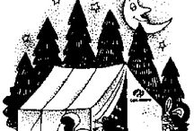 Let's Go Camping / by Karen Halaszyn