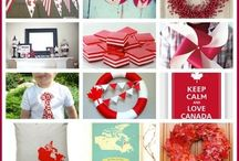 Canada Day / Activities, crafts, and food to celebrate Canada! / by One Day