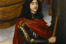 Charles II, his kin and his time
