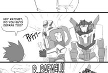 Transformers Love