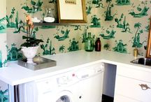 Laundry room / Interior