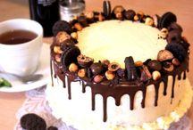 Шоколадный торт Ферерро