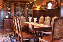 Dining Rooms / Dining Rooms by NR Interiors