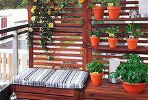 Jardim de varanda