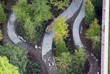 Diseños Urbanos / Parques y diseños urbanos