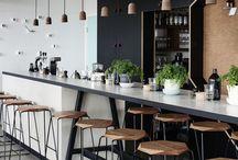 Restaurantes e cafés