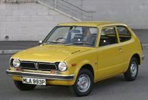 Cars in Yellow