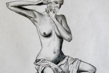 Drawings, Sketches, Paintings