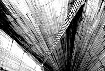 Architecture Inspiration / List of precedents for future design strategies, techniques