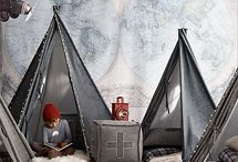 Inspiration boys room / Inspiration, for amazing and original rooms.