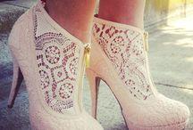 Let's get some shoes  / by Miranda Giraldo
