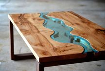 River Table / River Table