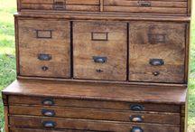 Drawer / Woodwork
