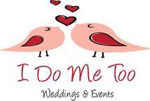 I Do Me Too Weddings / Anneke / IDM2 Weddings Pinterest Blog