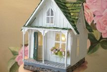 My Own Little World / 1:12 scale miniatures and dollhouses / by Cara Halvorson