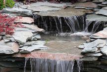 Waterfeatures & Waterfalls