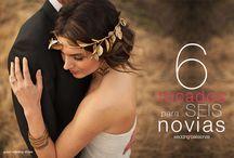 complementos para novia / http://weddingpassion.es/articulos/novia-complementos/6-tocados-para-seis-novias