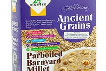 Buy Online 24 Mantra Ancient Grains Parboiled Barnyard Millet from ZiFiti