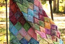 Knitting / Scarves