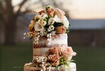 WEDDINGS + Cakes / Inspirations of Wedding Cakes and Sweets