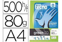 Papel Ecologico y Reciclado