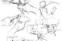 Fantastic sketches