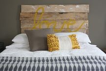 DIY Decor Ideas / Do it Yourself Ideas that have inspired us