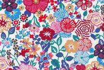 Inspiration - Liberty Prints / Vintage Liberty patterns