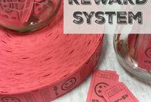 Kids reward system