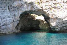 Isla marettimo- italia
